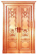 Antique Timber Doors